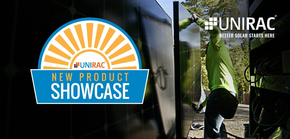 New Product Showcase